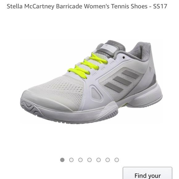 ADIDAS STELLA MCCARTNEY Tennis shoes 2018, Sz 9